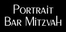 Portrait Bar Mitzvah